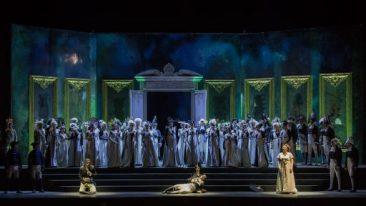 """""""Un ballo in maschera"""" all'Opera di Roma"""