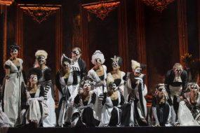 """Opera di Roma: """"Un ballo in maschera"""""""