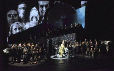 """""""Tosca"""" al teatro delle Muse di Ancona"""