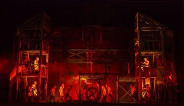 """Chicago, Lyric Opera: """"Das Rheingold"""""""