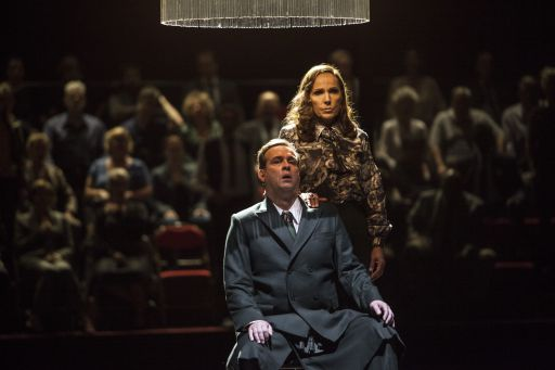 """Bruxelles, Théâtre La Monnaie: """"Macbeth"""""""