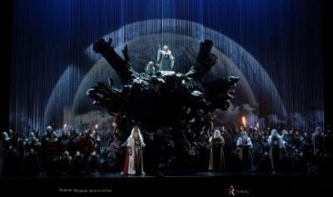 "Madrid, Teatro Teatro Real: ""Norma"" (cast alternativo)"
