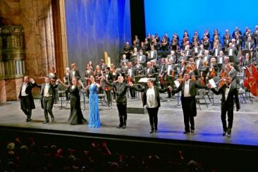 "Marseille, Opéra Municipal: ""Anna Bolena"""