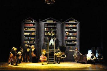 "Teatro Comunale di Sassari: ""Die Zauberflöte"""