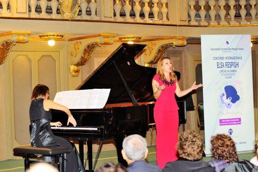 Syuzanna HAKOBIAN, mezzosoprano (Armenia) Valentina FORNARI, pianoforte