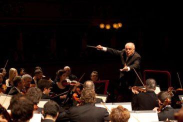 Orchestra Filarmonica della Scala: Daniel Barenboim & Marta Argerich
