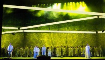 "New York, Metropolitan Opera: ""Guillaume Tell"""