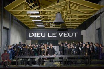 "Deutsche Oper Berlin: ""Les Huguenots"""