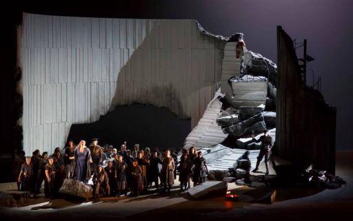 "Chicago, Lyric Opera: ""Les Troyens"""