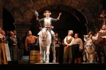 """Chicago, Lyric Opera: """"Don Quichotte"""""""