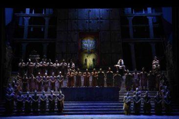 "Bari, Teatro Petruzzelli: ""Turandot"""