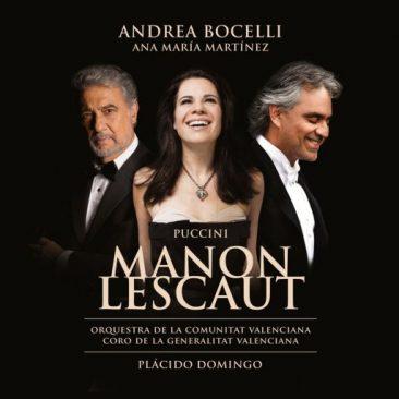 """Andrea Bocelli interprete di """"Manon Lescaut"""",  """"Turandot"""" e  """"Aida"""""""