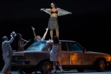 "Palermo, Teatro Massimo: ""Carmen"""