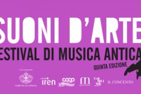 """""""Suoni d'Arte"""" – Festival di Musica Antica – Genova, 26 novembre – 15 dicembre 2016"""