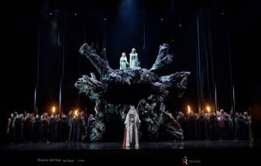 """Norma"" al Teatro Real di Madrid"