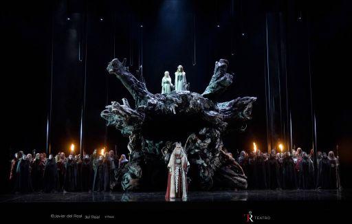 """Norma"" al Teatro Real di Madrid"