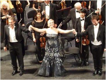 Diana Damrau & Nicolas Testé en concert a l'Opéra de Marseille