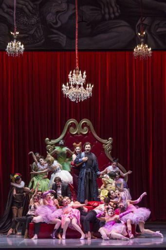 """Bologna, Teatro Comunale: """"Rigoletto"""""""