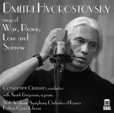 "Dmitry Hvorostovsky: ""War, Peace, Love and Sorrow"""