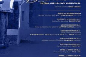 Festival Luci d'artista a Salerno