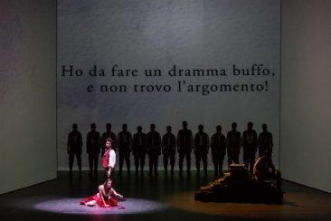 "Pavia,  Teatro Fraschini: ""Il turco in Italia"""
