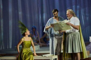 """Staatsoper Stuttgart: """"Orpheus in der Unterwelt"""""""