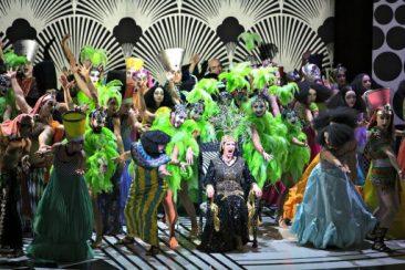 "Komische Oper Berlin: ""Die perlen der Cleopatra"""