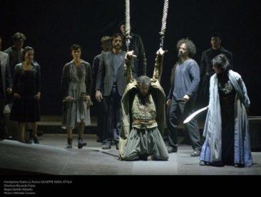 """Venezia, Teatro La Fenice: """"Attila"""""""