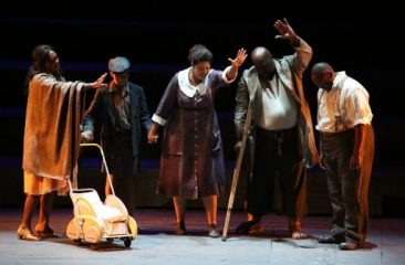 """Porgy and Bess"" al Teatro alla Scala"
