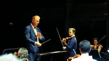 Renaud Capuçon en concert a l'Opéra de Toulon