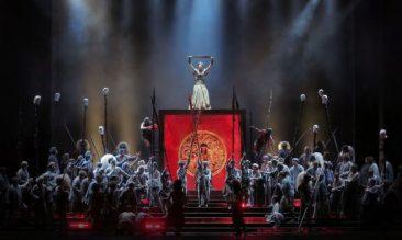 """Verona, Teatro Filarmonico: """"Turandot"""""""