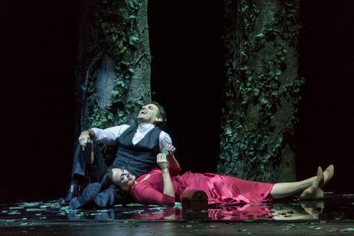 """Bologna, Teatro Comunale: """"Werther"""""""