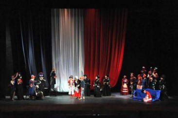 """""""Andrea Chénier"""" al Teatro Comunale di Sassari"""