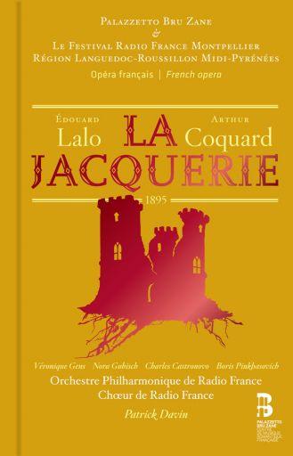 """Édouard Lalo (1823 – 1892), Arthur Coquard (1846 – 1910): """"La Jacquerie"""" (1895)"""