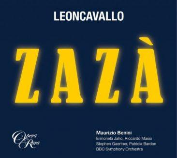 """Ruggero Leoncavallo (1857 – 1919): """"Zazà"""" (1900)"""