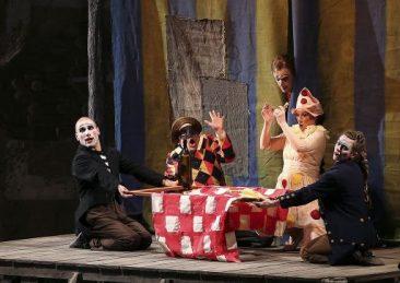 """Torino, Teatro Regio: """"Pagliacci"""""""
