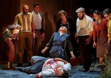 "Sydney Opera House: ""Cavalleria rusticana"" & ""Pagliacci"""
