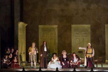 """New York, Metropolitan Opera:""""Il Barbiere di Siviglia"""""""