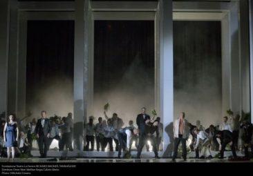 """Venezia, Teatro La Fenice: """"Tannhäuser"""""""