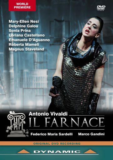 """Antonio Vivaldi (1678 – 1741). """"Farnace"""" (versione di Ferrara, 1741)"""