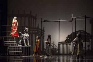 "Firenze, Teatro Goldoni: ""Didone Abbandonata"""