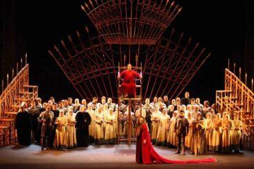 "Palermo, Teatro Massimo: ""Macbeth"""