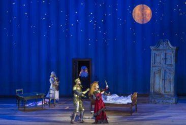 """Berlino, Staatsoper in Schiller Theater: """"King Arthur"""""""