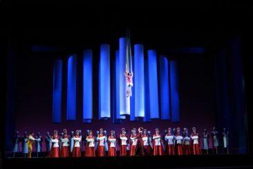 """Bari, Teatro Petruzzelli: """"La gazza ladra"""""""