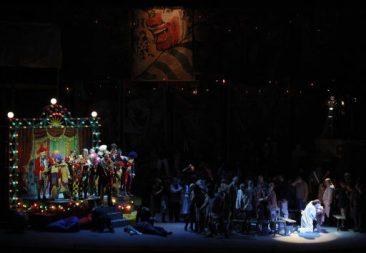 """Verona, Teatro Filarmonico: """"Pagliacci"""""""