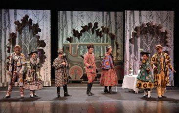"""Jesi, Teatro Pergolesi: """"La scuola de' gelosi"""""""