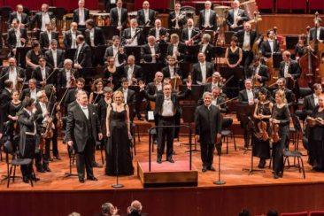 """Il I atto della """"Valchiria"""" all'Auditorium RAI di Torino"""