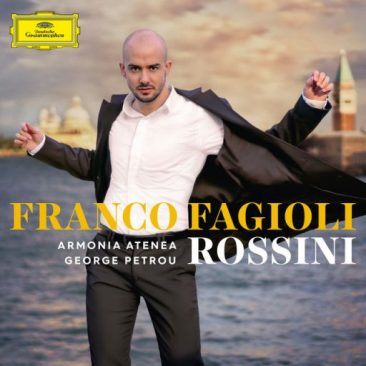 "Franco Fagioli: ""Rossini"""
