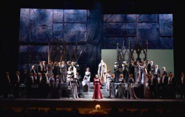 "Parma, Teatro Regio: ""Anna Bolena"""