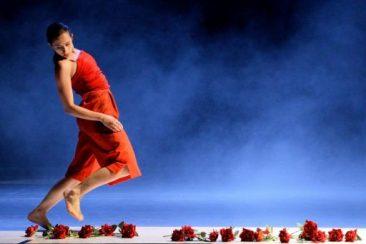 "Al Teatro Camploy di Verona ""In Chopin"" di Marco De Alteriis"